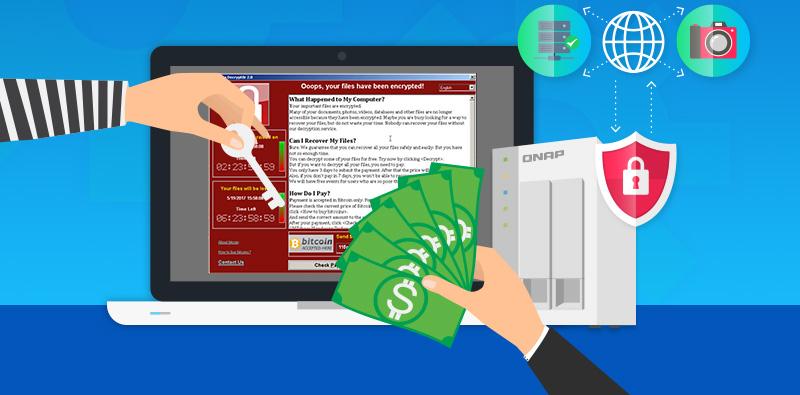 Mettez à niveau votre NAS QNAP et créez une solution complète contre les ransomwares